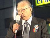 【総選挙2017】安倍政権に歴史的審判を-不破哲三「日本共産党」前議長