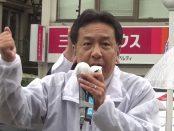 【総選挙2017】アベ一強打破でまっとうな日本を-枝野幸男「立憲民主党」代表