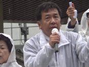 【総選挙2017】立憲主義を取り戻す-枝野幸男「立憲民主党」代表、演説@三鷹駅