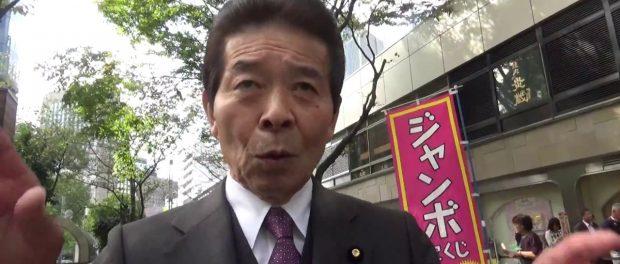 【総選挙2017】希望の党&立憲民主党をメッタ斬り-中野正志「日本のこころ」代表に独占インタビュー