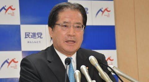 「安倍政権がうみを出す責任を持たなければいけない」増子輝彦「民進党」幹事長